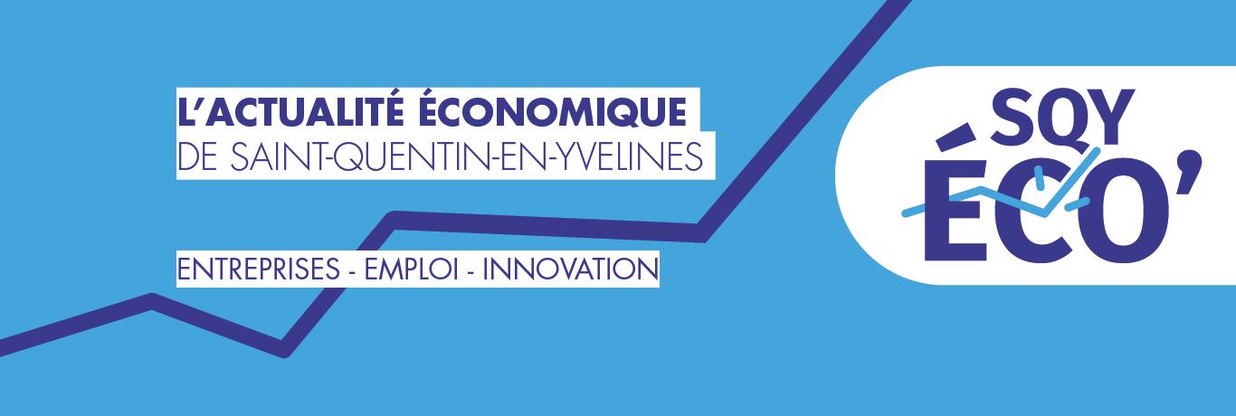 L'émission sur les acteurs économiques de Saint-Quentin-en-Yvelines de la rentrée revient sur la Software République ainsi que les projets du promoteur Codic sur notre territoire et sur le quartier de la gare de SQY.