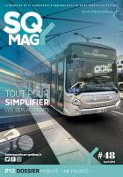 Couverture SQY Mag bus