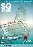 Couverture SQY Mag tablette