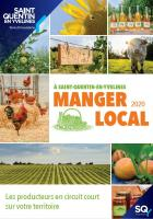 Guide manger local SQY 2020 couverture