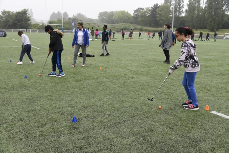 Golf Scolaire Initiation