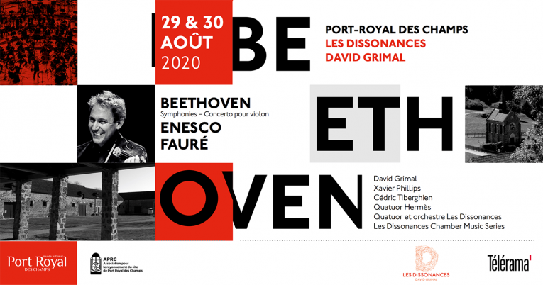 Dissonances Beethoven Port-Royal
