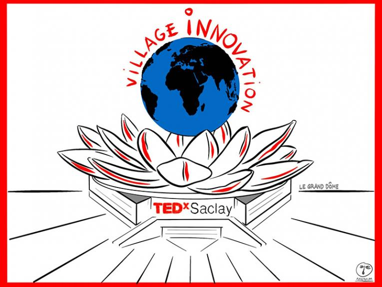 Tedx saclay 2020 page